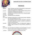 La Cofradía de San Antón de Jadraque prepara su fiesta con luminarias el 16 de enero