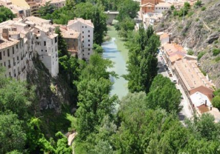 La condición de Cuenca como Ciudad del agua, usando la toponimia, llega a los Martes de la RACAL
