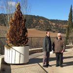 La Diputación lleva a cabo obras de pavimentación en Valdarachas y Pozo de Guadalajara