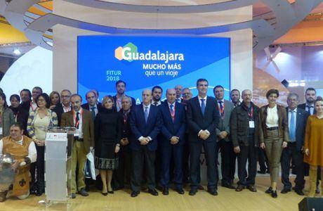 La Diputación muestra la riqueza turística de Guadalajara a través de la literatura y los festivales temáticos