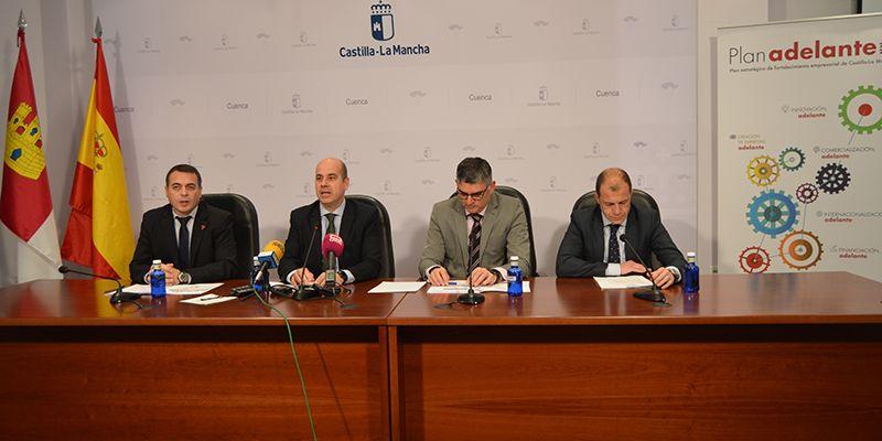 La Junta anima a las empresas de Cuenca a adherirse a la nueva convocatoria de ayudas a la innovación empresarial