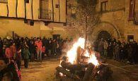 La llama de San Vicente ilumina Sigüenza