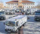 La MVH renueva la flota de vehículos con la que presta el servicio de recogida de residuos en los nueve municipios mancomunados