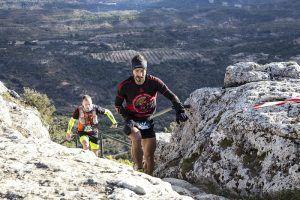 Las Tetas de Viana volverán a ver pasar a los atletas del Desafío Invernal X-Trail Trillo el próximo 13 de enero