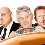 Localidades agotadas para la comedia Taxi del sábado, 13 de enero, en el Buero Vallejo