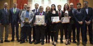 Los periodistas de Cuenca entregan sus II Premios Periodismo Local