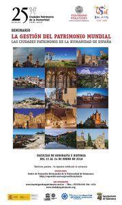 Mariscal explicará en la Universidad de Salamanca su gestión del patrimonio monumental y cultural de Cuenca