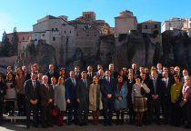 Mariscal expone el plan de promoción turística de Cuenca ante los responsables de las oficinas exteriores de Turespaña