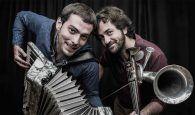 Música tradicional y popular en el Moderno, el jueves, 25 de enero