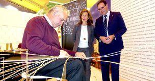 """Prieto """"La artesanía forma parte de la idiosincrasia de nuestra provincia y es siempre un buen reclamo turístico"""""""