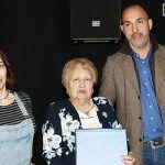 Quer destaca la trayectoria vital de Prilidiana Ferrerira en el homenaje al Mayor 2018