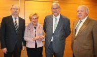 Quintanilla defiende ante la Organización Médica Colegial de España la ponencia 'Menores sin alcohol'