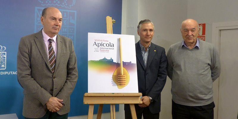 Ya hay cartel anunciador de la XXXVII Feria Apícola de Pastrana que tendrá lugar del 8 al 11 de marzo