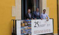 Ángel Mariscal presenta el calendario del 25 Aniversario que se centrará en la cultura, el patrimonio y el turismo