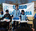 Alta participación en la II Carrera Solidaria del Colegio La Milagrosa de Cuenca