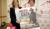 AMFAR celebra la II Jornada 'Mujer y Caza' este sábado en Viso del Marqués