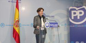 """Ana González """"Page vuelve a insultar a Guadalajara con las declaraciones de Rafael Esteban sobre el Campus Universitario"""""""