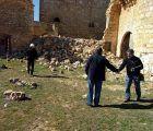 Arrancan los estudios para recuperar el Castillo Santiago de la Torre en San Clemente