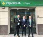 Caja Rural Castilla-La Mancha abre nuevas oficinas en Pinoso y Sax (Alicante)