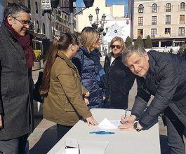"""Cañizares """"Es lamentable que PSOE, Ciudadanos y Podemos quieran cargarse un Código Penal que cumple con las expectativas de una sociedad que quiere sentirse protegida"""""""