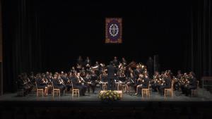 concierto de cuaresma del ano 2009 cristo de la sangre banda de musica de cuenca | Liberal de Castilla