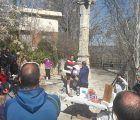Deporte, música, paella y mucha animación en Balconete con su I Trail