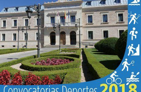 Diputación de Cuenca destinará más de 600.000 euros a siete convocatorias de ayudas en materia deportiva