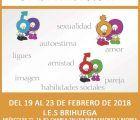 El Ayuntamiento de Brihuega se toma en serio la educación sexual de los jóvenes del IES Briocense..., y sus padres
