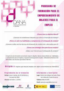 El Centro de la Mujer de Huete organiza un programa de formación dirigido a mujeres desempleadas