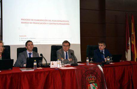 El Consejo de Gobierno de la UCLM aprueba el plan estratégico
