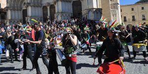 El desfile de Carnaval en Cuenca saldrá mañana sábado a las 1630 horas de la Plaza de España y finalizará en el Luis Yufera