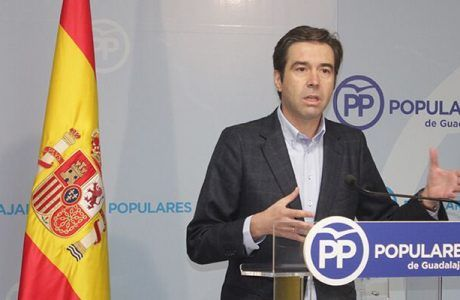 """El PP califica de """"escalofriante"""" que Page y Podemos desahucie a una familia con hijos menores en Guadalajara"""