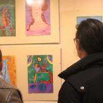 Hasta el 2 de marzo, exposición Obra por Artista de la Escuela Municipal de Arte de Cabanillas