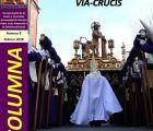 """La Hermandad de Jesús Amarrado publica el 8º número de su revista digital """"La Columna"""""""