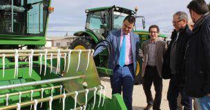 La Junta estará de nuevo presente en la Feria Internacional Apícola de Pastrana impulsando los productos regionales