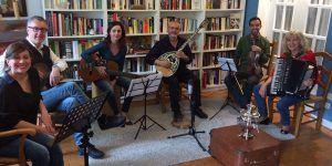 La música tradicional Europea llega el viernes, 16 de febrero, al Teatro Moderno