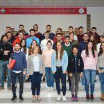 La UCLM entrega las distinciones a los ganadores del XXVII Premio Rector en el Campus de Ciudad Real