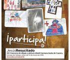 La V. H. del Resucitado convoca su XVI Concurso de Dibujo y Pintura Infantil