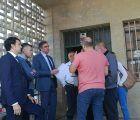 Mariscal reitera el ofrecimiento a la Junta del inmueble del antiguo colegio Astrana Marín para un Centro de Mayores