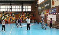 Más de 300 alumnos de Secundaria de Cuenca participan en la primera jornada de iniciación deportiva del Programa Somos Deporte