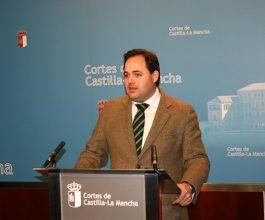 Núñez denuncia que el Gobierno de Page está paralizado, derrotado, anclado en la mentira y vive de los anuncios