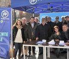 Tirado El PP está con los españoles y con las víctimas, que quieren que no se derogue la prisión permanente revisable