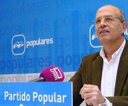 """Tortosa asegura que los datos de ejecución presupuestaria reflejan fielmente la política de """"brazos caídos"""" del Gobierno de Page"""