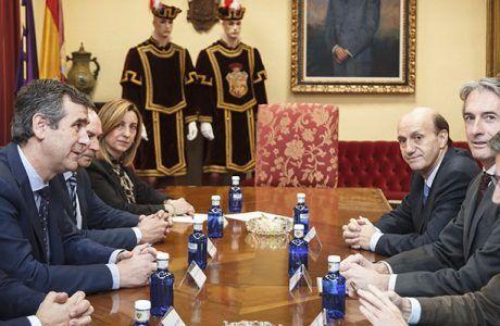 Antonio Román traslada al Ministro de Fomento cuestiones relativas a la mejora de la conectividad entre Guadalajara y Madrid