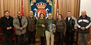 Agustín López deja su acta de concejal de Huete por motivos de salud