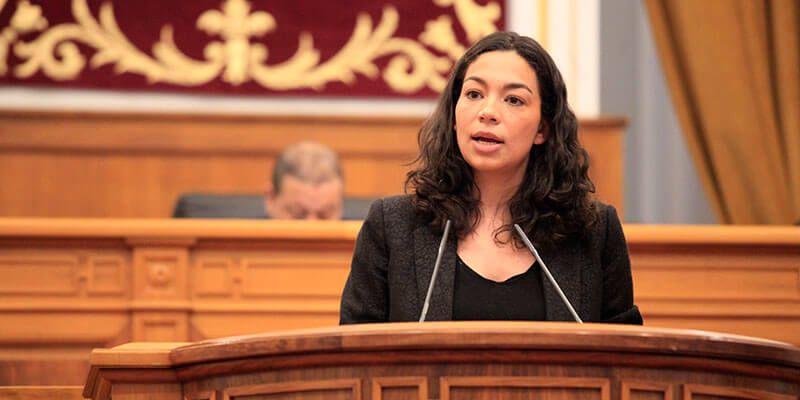 Alonso exige al Gobierno de Page la retirada inminente de amianto de Toledo