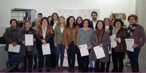 AMFAR acredita a 20 mujeres y jóvenes de Bolaños en la manipulación de fitosanitarios