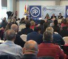 """Ana Guarinos """"Para el PP los pensionistas son lo más sagrado y por eso siempre hemos garantizado las pensiones y nunca las hemos congelado"""""""