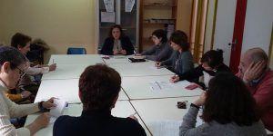 Ayuntamiento de Guadalajara y las ong´s integrantes de la Comisión de Acción Social coordinan sus acciones para mejorar la atención en casos de urgencia y situaciones de extrema necesidad