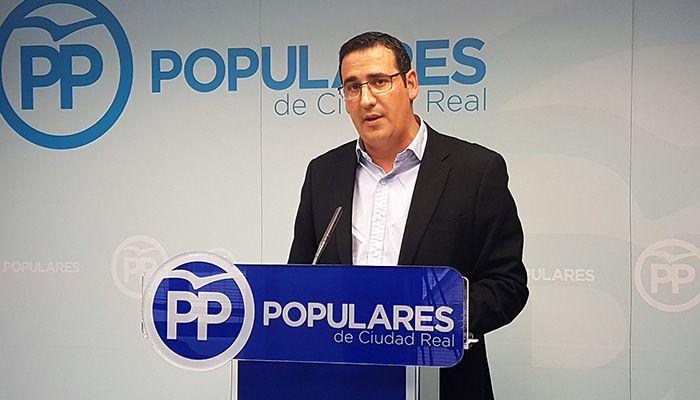 """Borja """"Los castellano-manchegos se han dado cuenta de las ocurrencias del Gobierno de Page, de su alejamiento de la sociedad y de su demagogia"""""""